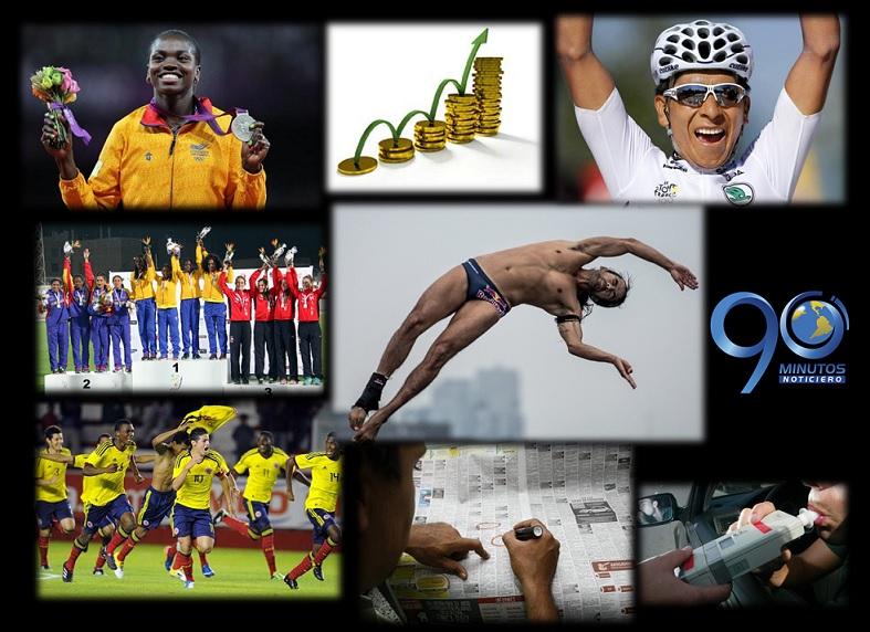 El 2013 cerró con momentos positivos para Colombia