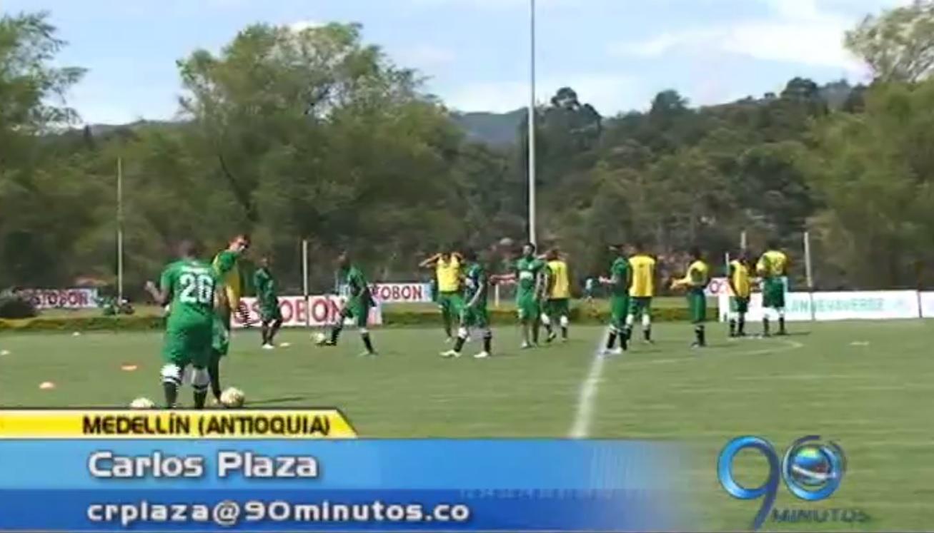 Nacional llega con ausencias importantes para el primer partido de la final