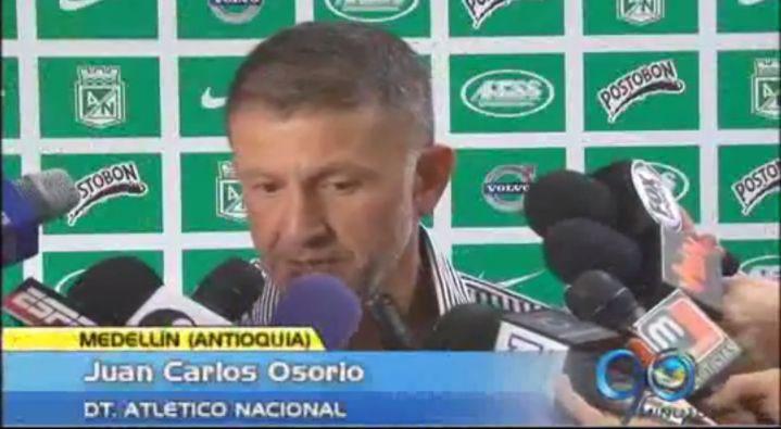 Mañana llegará a la ciudad el rival del DeporCali, el Atlético Nacional