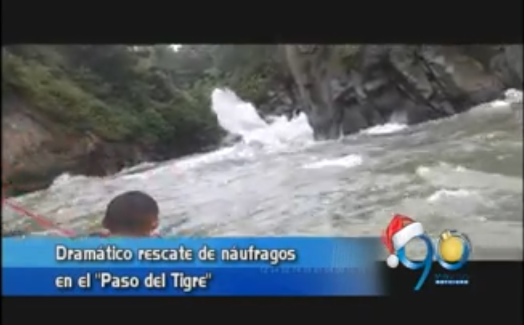 Muerte de turista por naufragio de lancha en Buenaventura