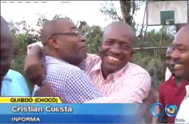 Efrén Palacios Serna es el nuevo gobernador de Chocó