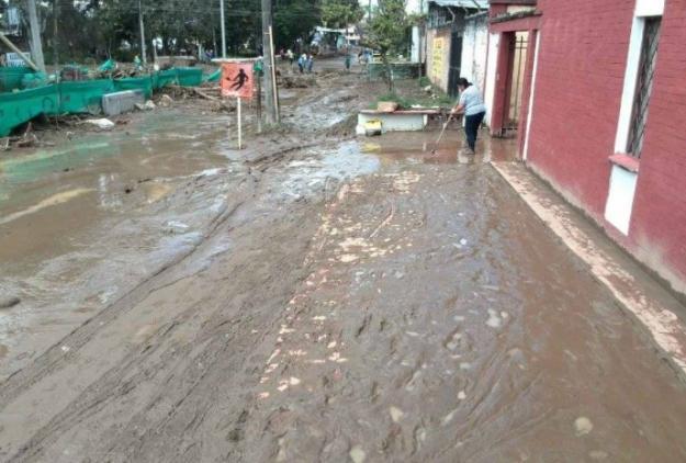Popayán declaró alerta naranja por creciente del río Molino