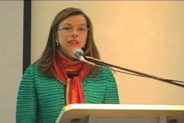Presidenta del Consejo Nacional Electoral renunció a su cargo