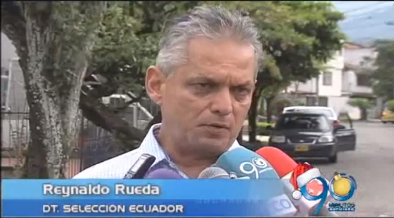 Reynaldo Rueda habló sobre su balance con la selección Ecuador