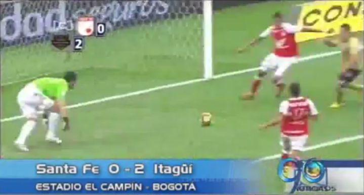 Atlético Nacional lidera el cuadrangular A de la Liga Postobón