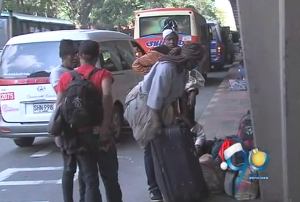 Aumenta flujo de pasajeros en la Terminal de Transporte
