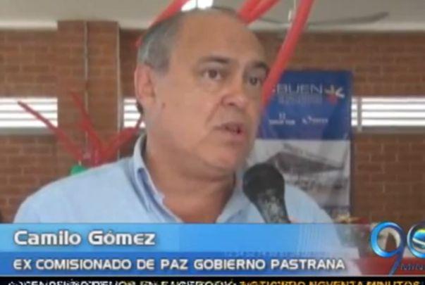 Jornada de vacunación contra la meningitis en Buenaventura