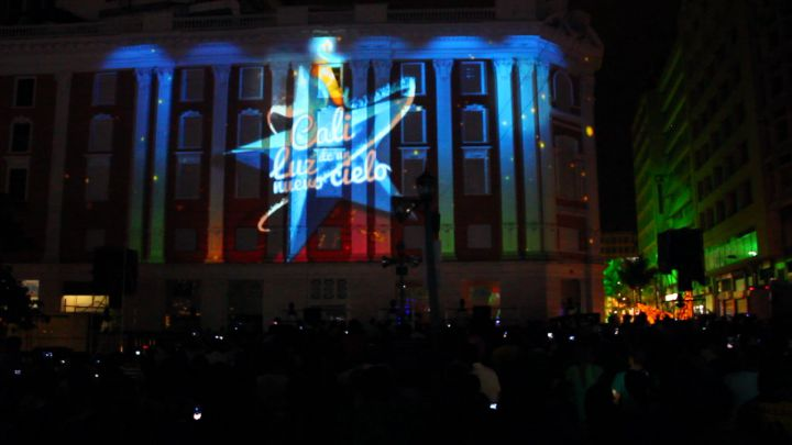 Video mapping y realidad aumentada: Embellecen la ciudad