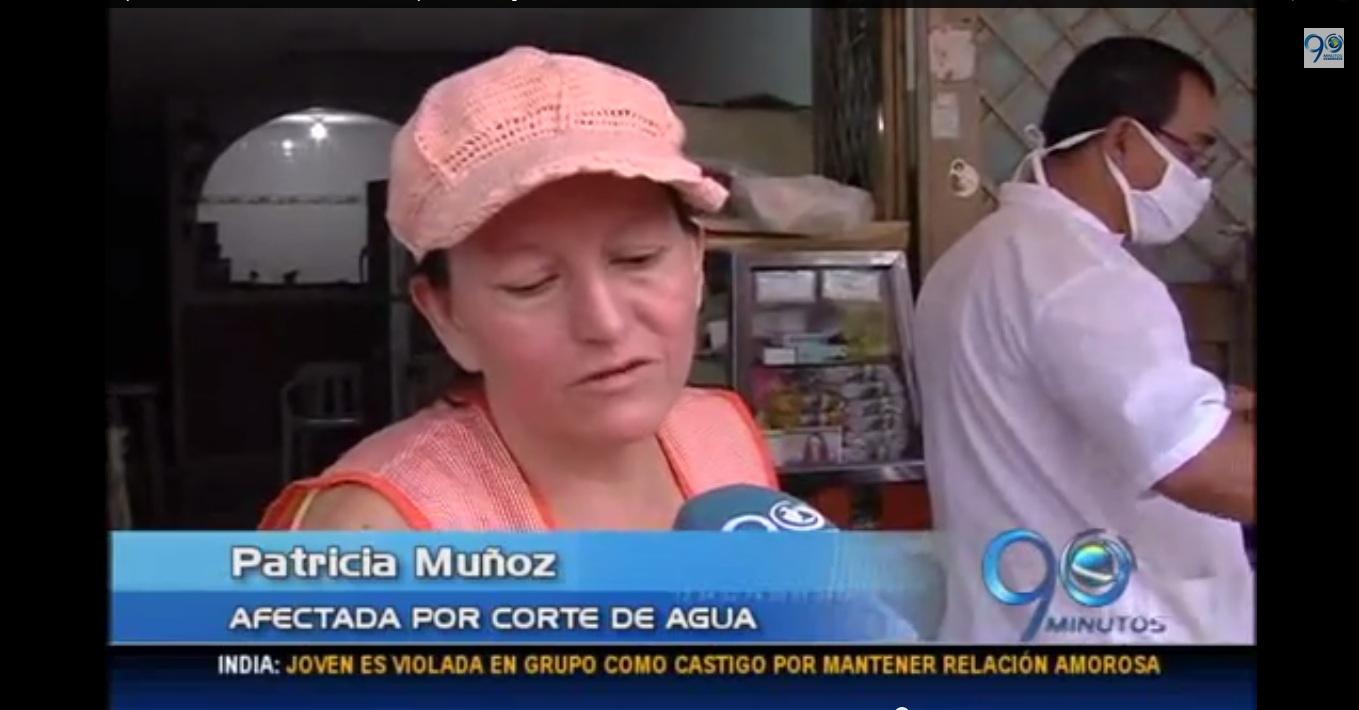 37 barrios se quedarán sin agua durante cinco días en Cali