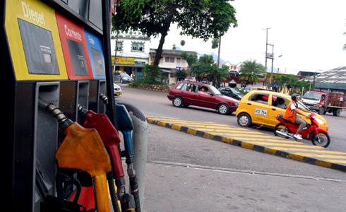 Nuevo año, nuevo incremento del combustible