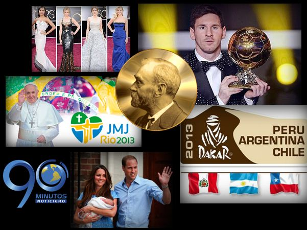 Momentos memorables del 2013
