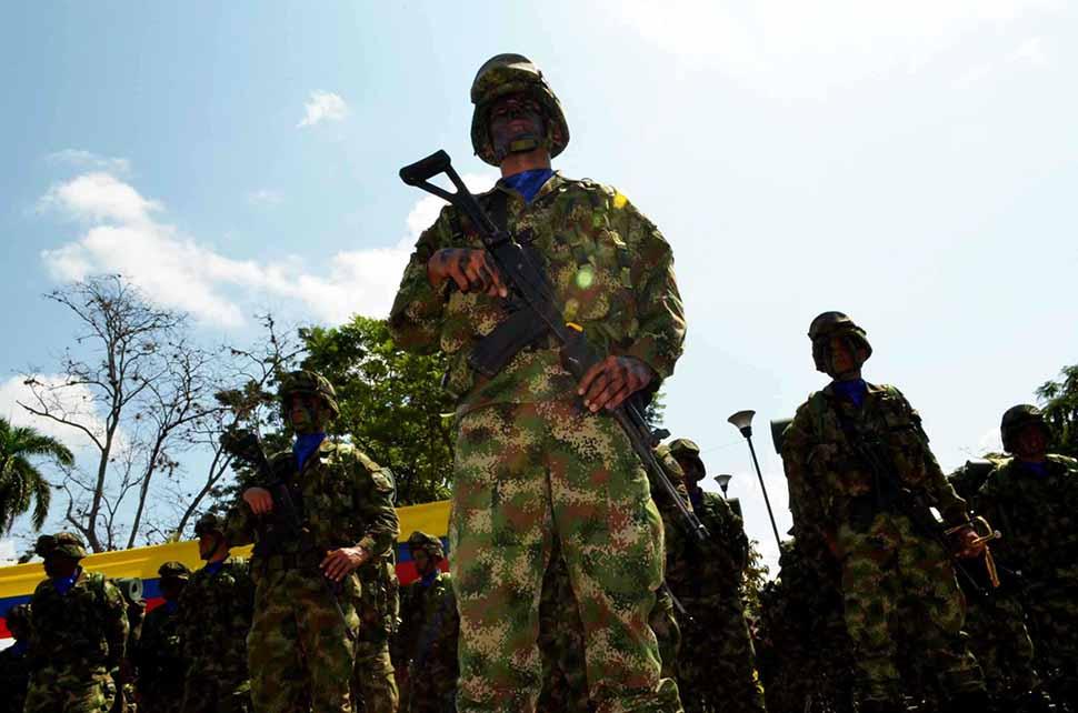 1200 soldados hacen parte del nuevo batallón de Alta Montaña