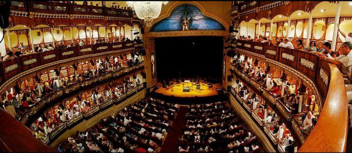 Cartagena se alista para el Festival Internacional de Música