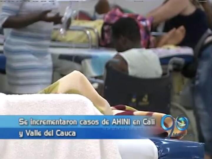 Cali en alerta por aumento en casos de AH1N1