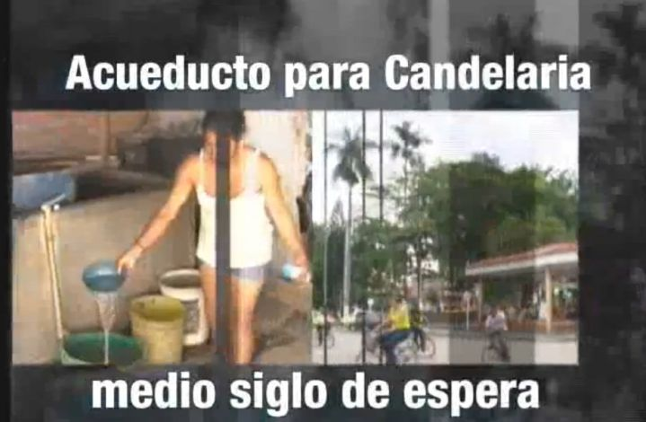 I.E: Acueducto para Candelaria, medio siglo de espera (3a. parte)