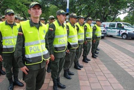 Llegan 280 nuevos policías a reforzar seguridad en Cali