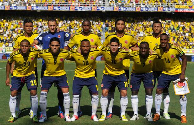 La Selección Colombia sigue siendo cuarta en la Clasificación Fifa