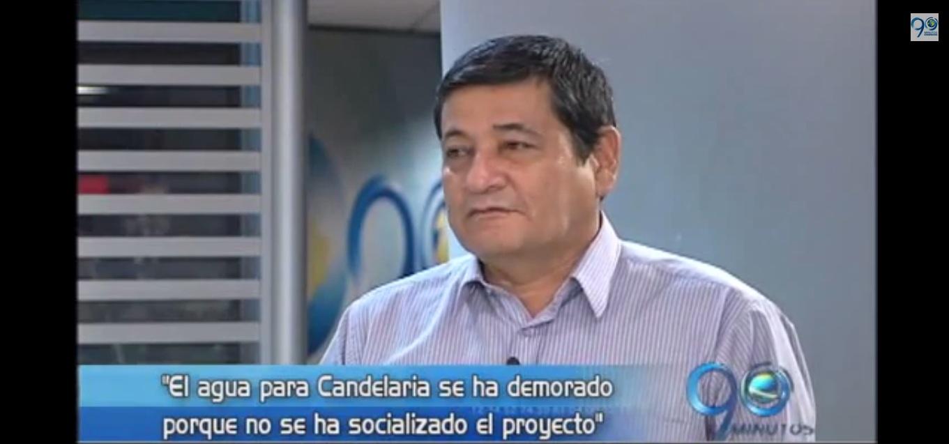 Acueducto para Candelaria: medio siglo de espera