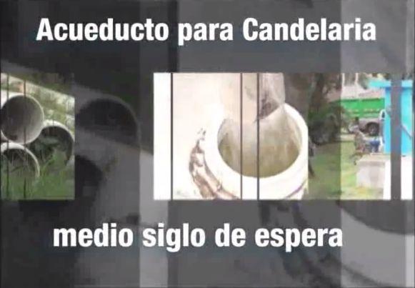 Acueducto para Candelaria, medio siglo de espera (4a. parte)