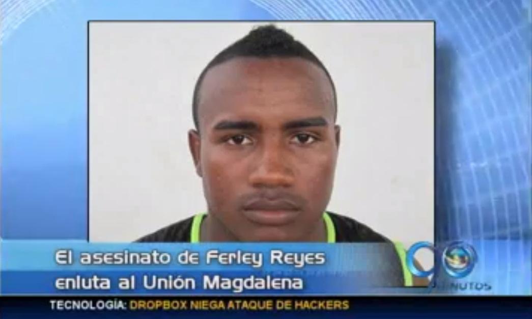 Asesinaron a un jugador del Unión Magdalena