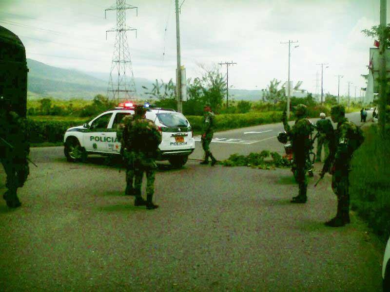 Ataque deja un subteniente muerto en Cauca
