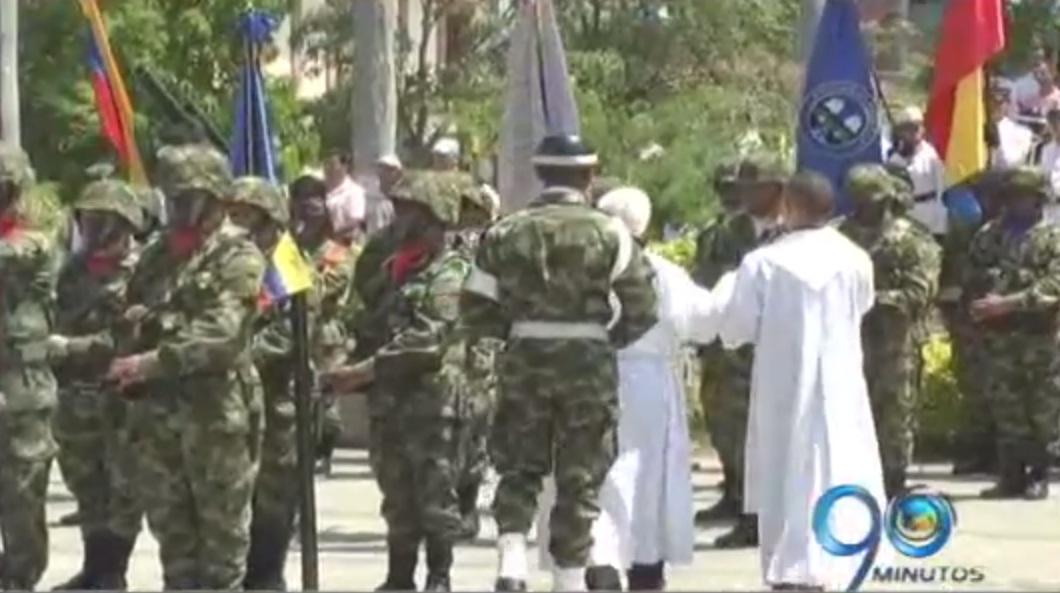 Desde hoy activan el Batallón de Alta Montaña en el centro del Valle