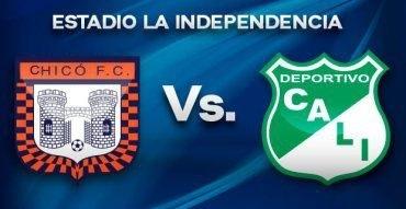 Deportivo Cali fue derrotado en su debut por Boyacá Chicó en Tunja