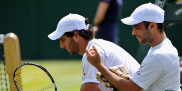 Giraldo, Cabal y Farah eliminados del ATP 250 de Auckland
