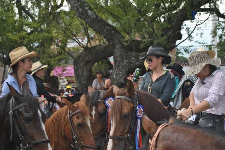 En imágenes: Así se vivió la cabalgata en la 56 Feria de Cali