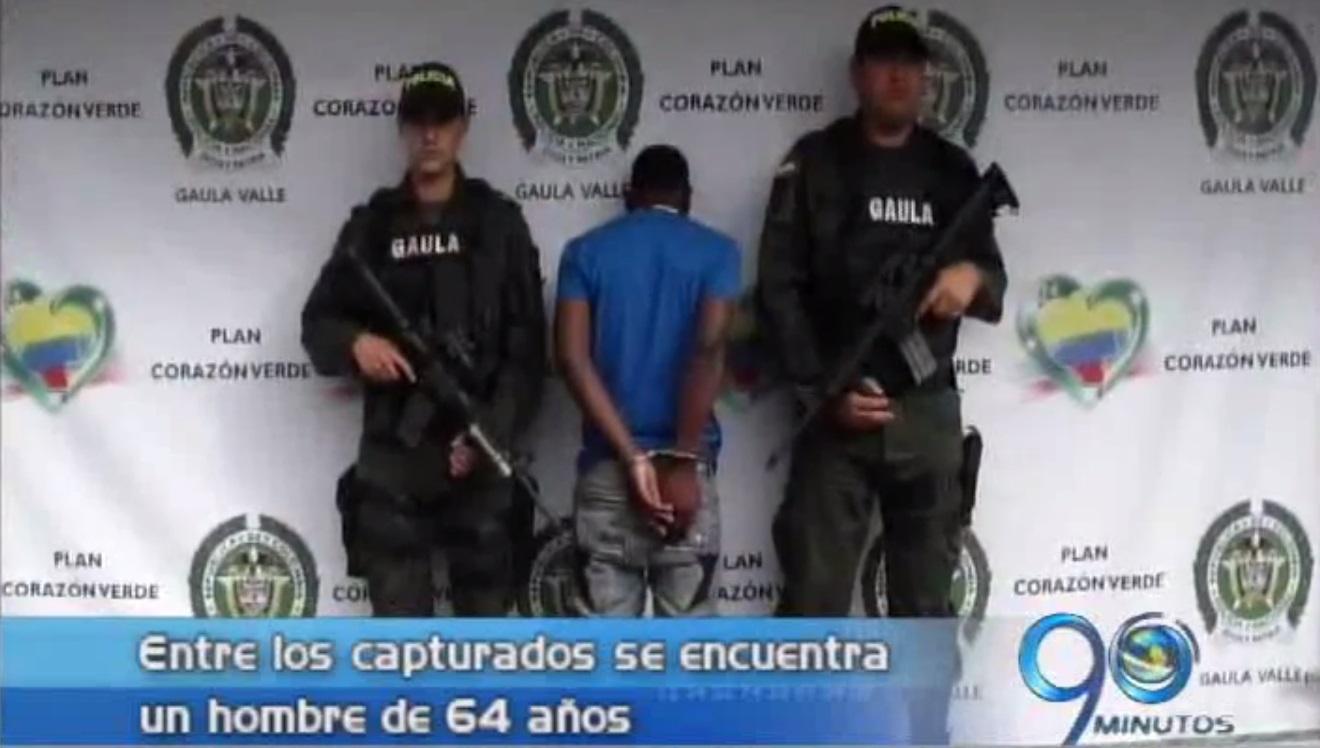Policía dio golpe a la extorsión en Cali