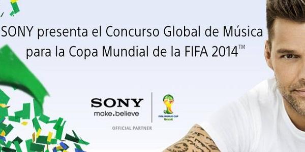 La canción del Mundial 2014 podría ser de un colombiano