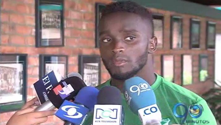 Denuncian a Stiven Mendoza, jugador del Deportivo Cali, de agresión a taxista