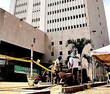 Se presentó falla técnica en ascensor del Palacio de Justicia