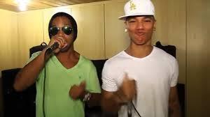 Ronaldinho muestra su talento musical en el vídeo del rapero Edcity
