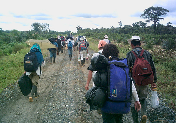Farc invaden territorio de 'Los Urabeños' en el Chocó