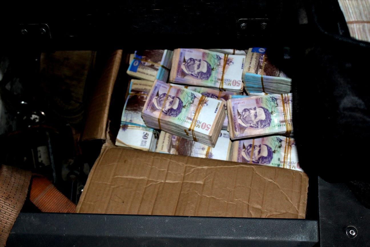 Golpe a las finanzas de 'los urabeños' en el cauca