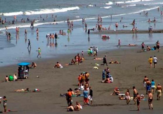 Aumentaron a dos los muertos en playas de La Barra