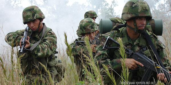 Ejército descargó ofensiva militar contra alias 'Romaña'