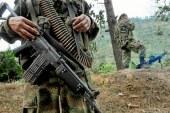 Las Farc hostigaron el puesto de Policía de Argelia, Cauca