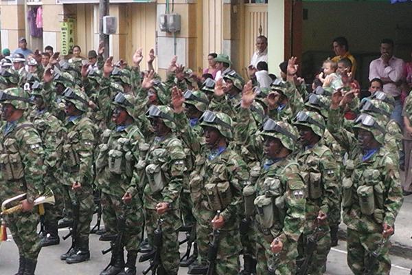 Valle: Autoridades alertan de presunta estafa a reservistas del departamento