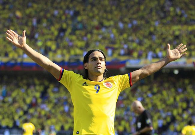 Falcao no pierde la esperanza de estar en el Mundial de Brasil 2014