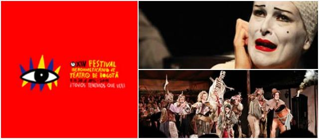 Colombia en escena en Festival Iberoamericano de Teatro