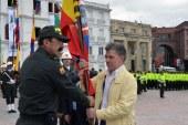 Presidente Santos inauguró policía metropolitana en Pasto