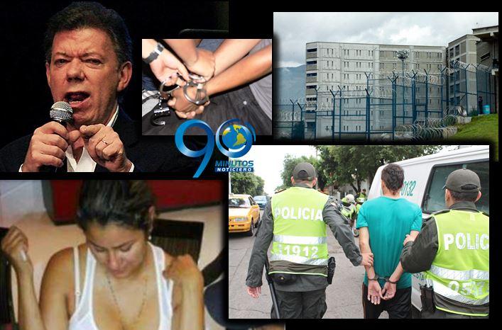 Controversias por fuga de cuatro 'Urabeños' de la cárcel