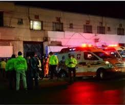 Tragedia por incendio en la Cárcel Modelo de Barranquilla