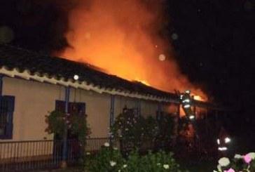 Incendio en la casa de Fernando Botero solo causó pérdidas materiales