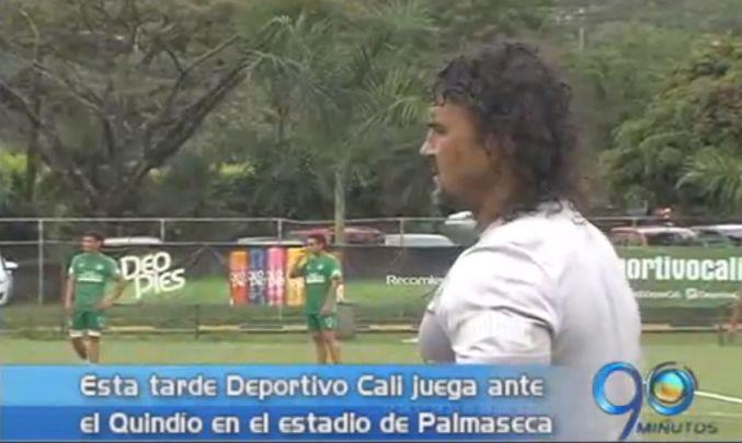 Suspenso en el Deportivo Cali por continuidad de Leonel