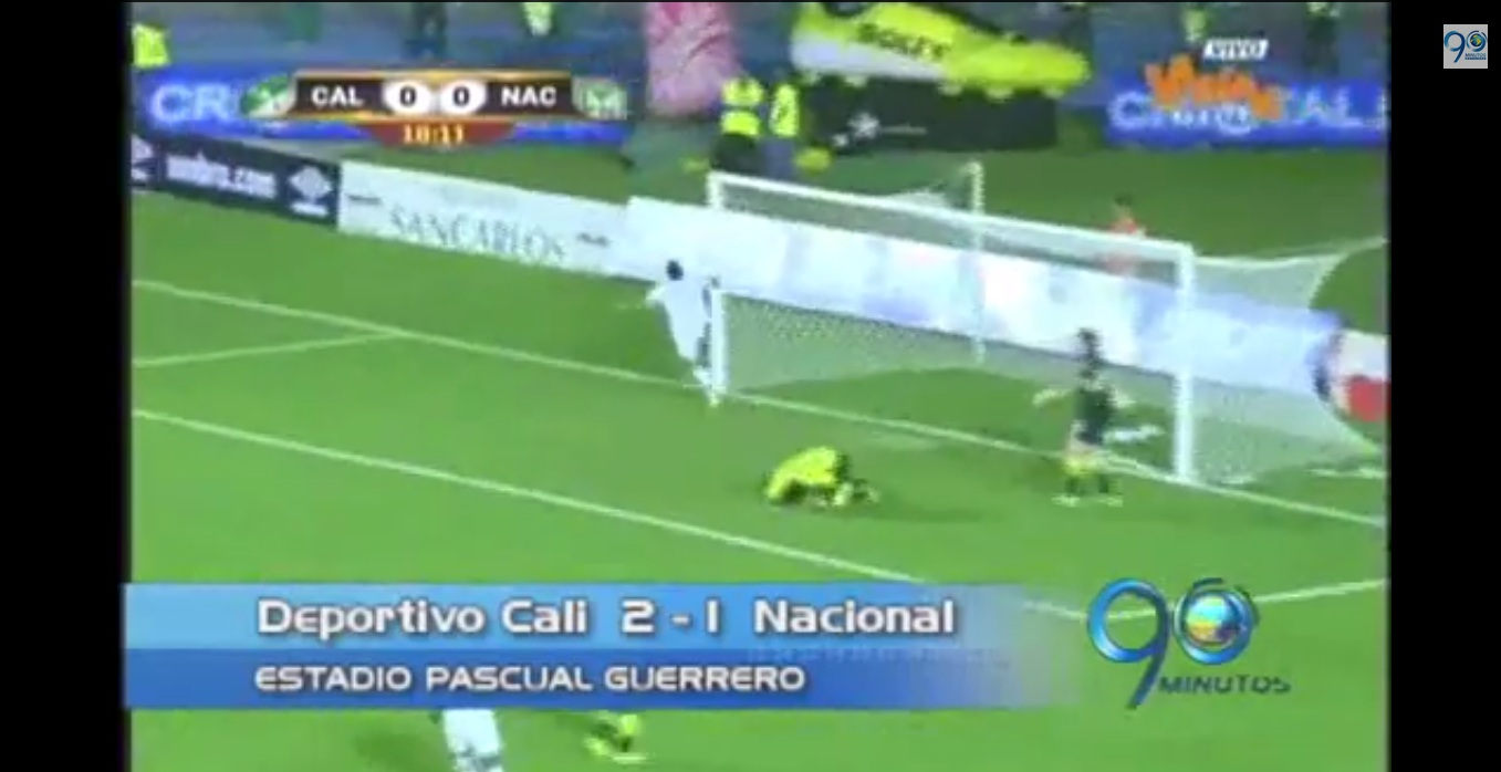 Deportivo Cali venció a Nacional en primer partido de la Superliga