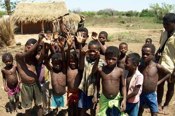 La agricultura es la solución para el hambre en África según la ONU