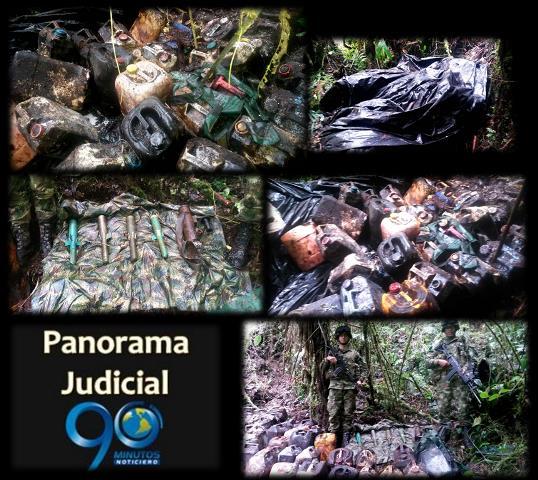 Panorama judicial: capturas e incautaciones tuvieron lugar en el Valle